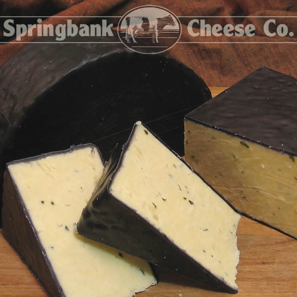 CHEDDAR ENGLAND COTSWOLD (ONION CHIVE)