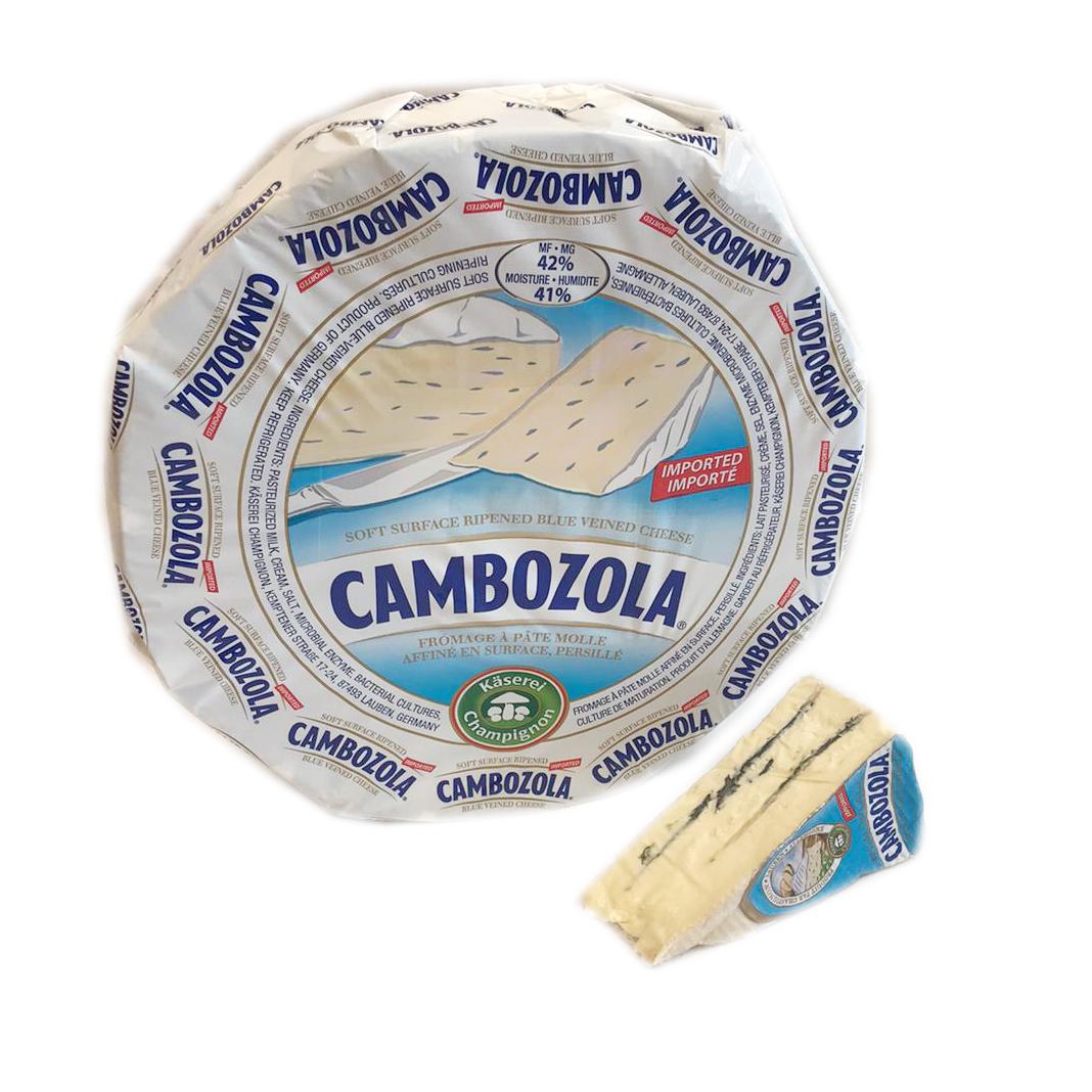 BLUE CAMBOZOLA GERMANY