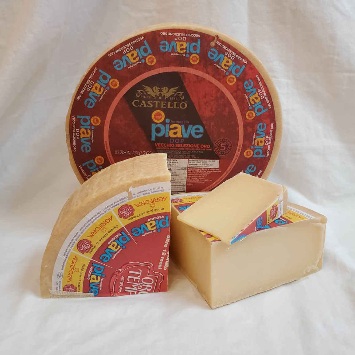 PIAVE AGED ITALY